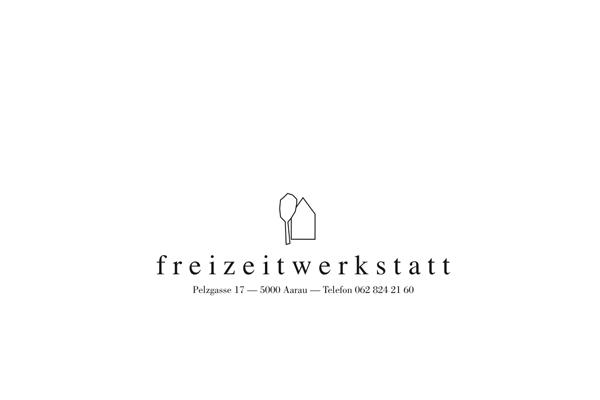 graphic logo freizeitwerkstatt
